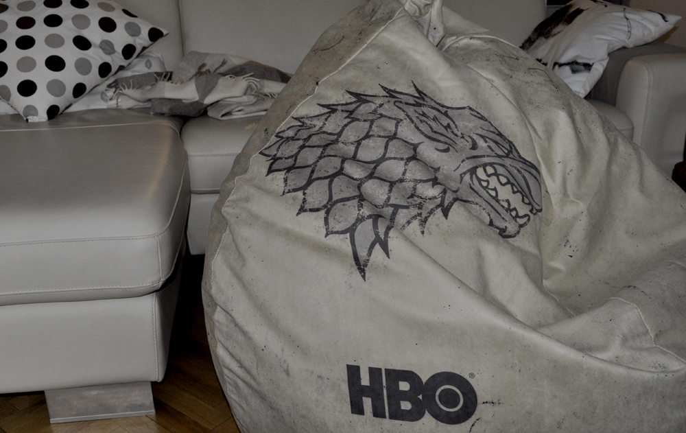 Game of Thrones bean bag chair